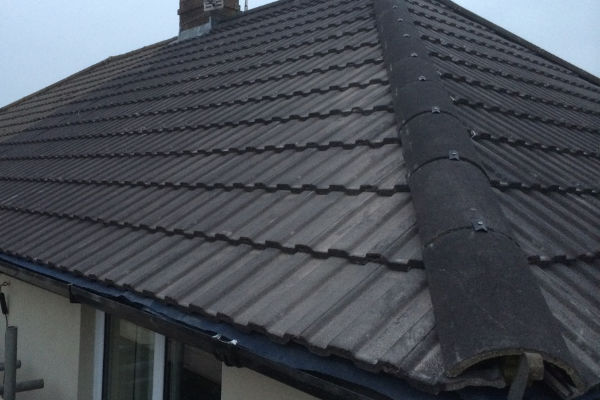 Roof repairs Cornholme