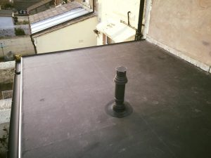 Rubber flat roofs Billington