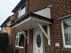 Gutter repair near me Hapton