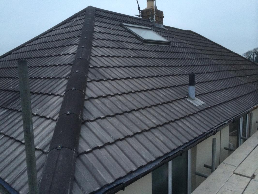 Roofing Contractors Blackburn Local Roofer Offering Tile