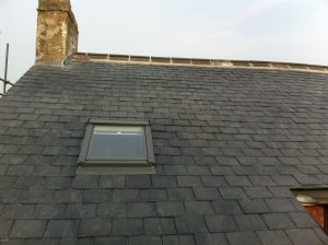 Slate Roofing Whalley